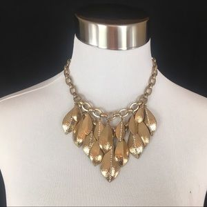 Anna & Ava Necklace, New With Tags, Color Gold